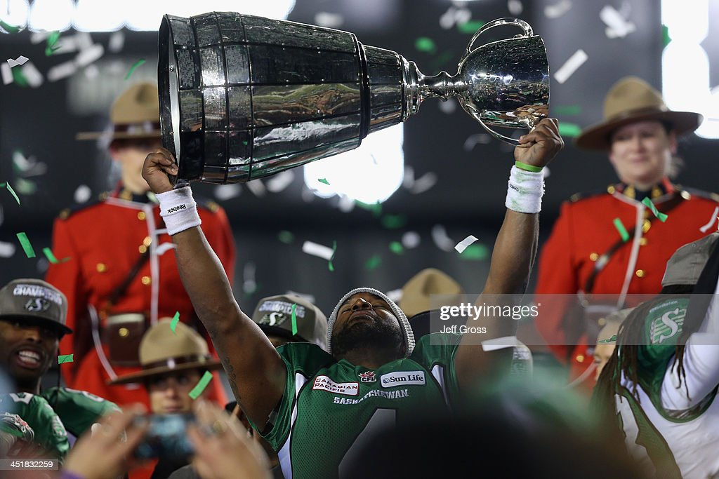 101st Grey Cup Championship Game : News Photo