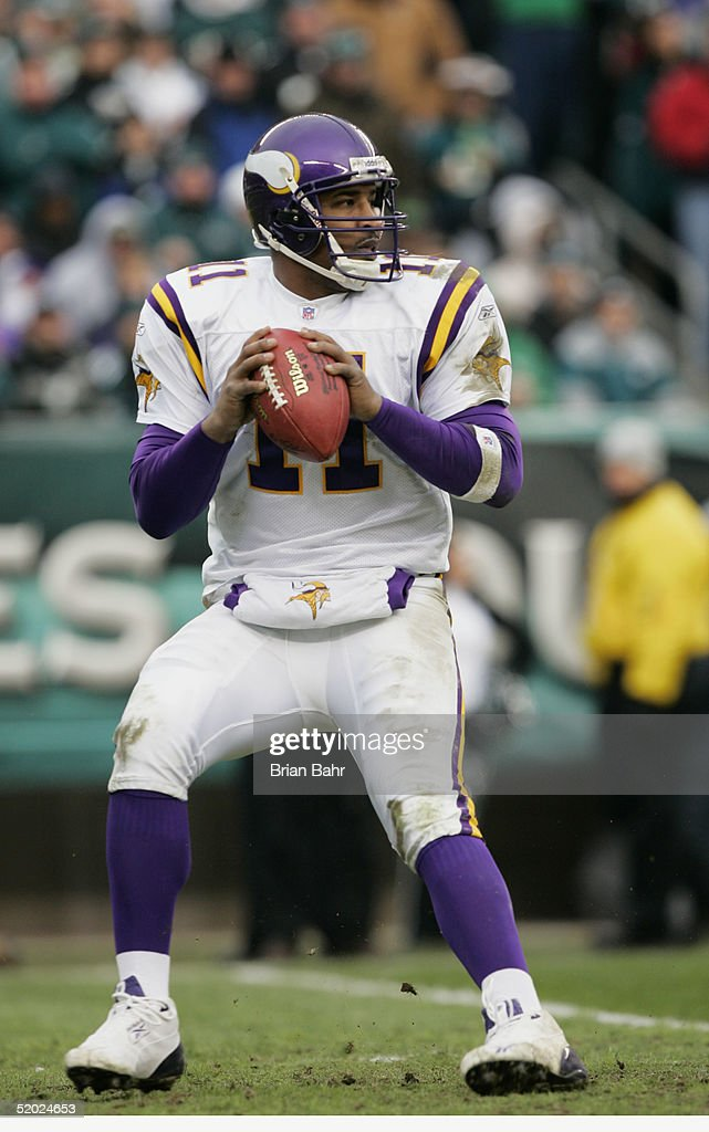 NFC Divisional Game: Minnesota Vikings v Philadelphia Eagles : News Photo