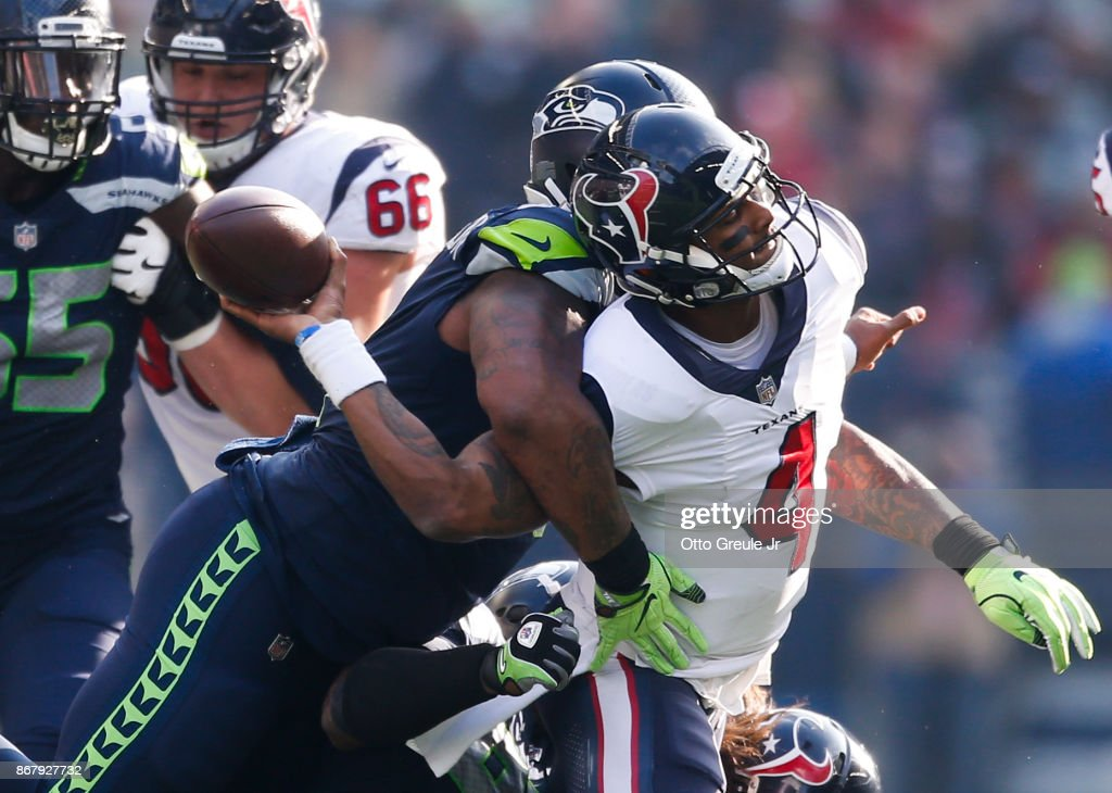 Houston Texans v Seattle Seahawks : News Photo