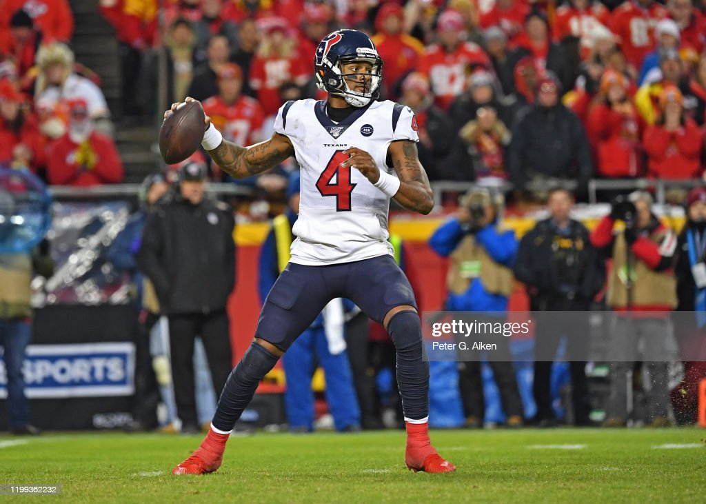 Divisional Round - Houston Texans v Kansas City Chiefs : News Photo