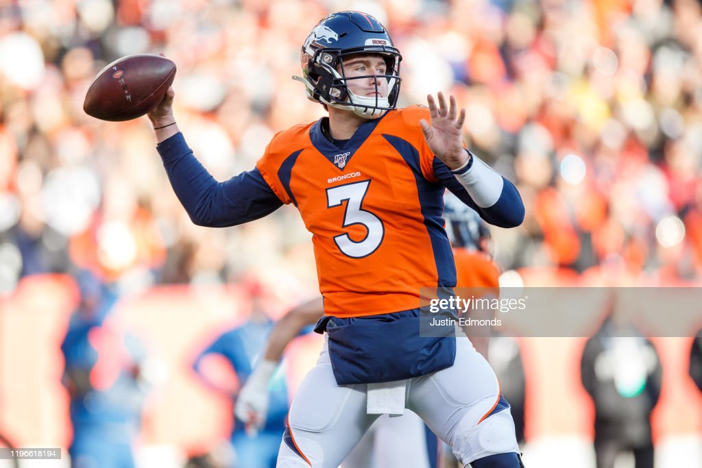 Oakland Raiders vDenver Broncos : News Photo