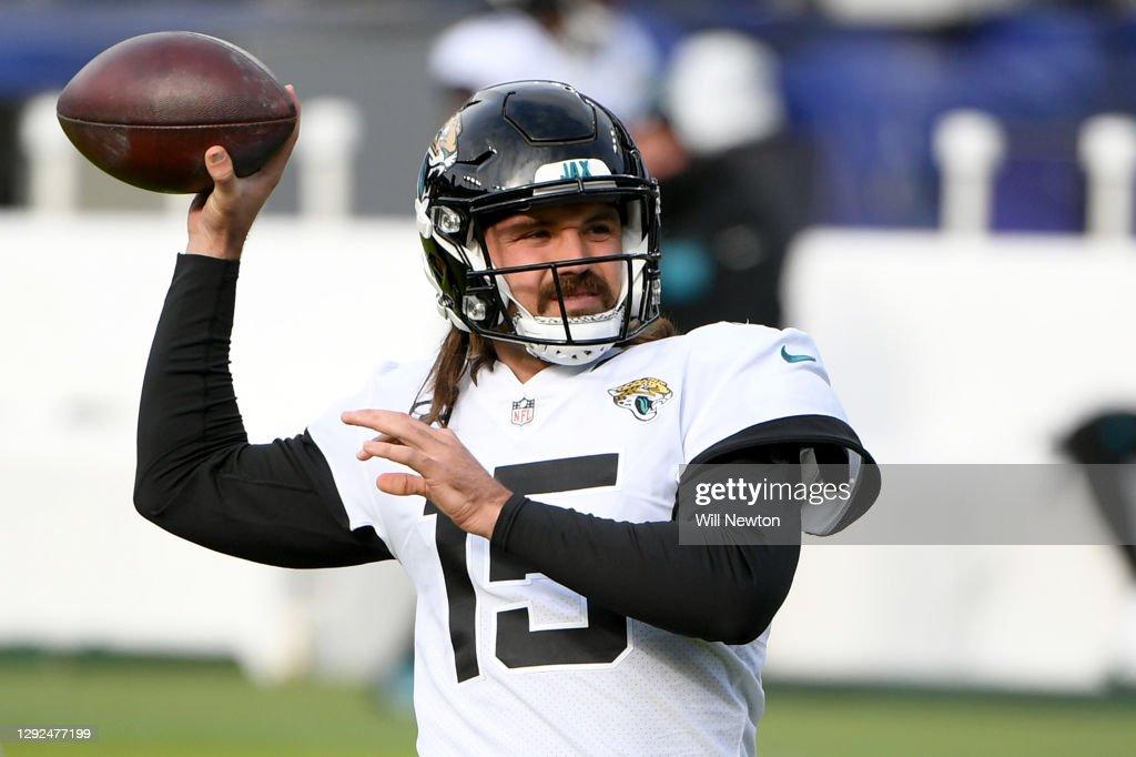 Jacksonville Jaguars v Baltimore Ravens : Foto di attualità