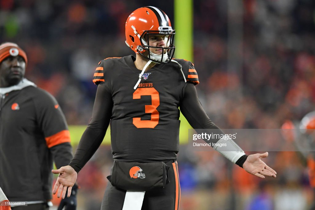 Quarterback Garrett Gilbert Of The Cleveland Browns On The Sideline News Photo Getty Images