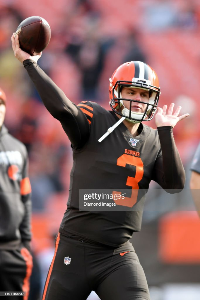 Quarterback Garrett Gilbert Of The Cleveland Browns Throws A Pass News Photo Getty Images