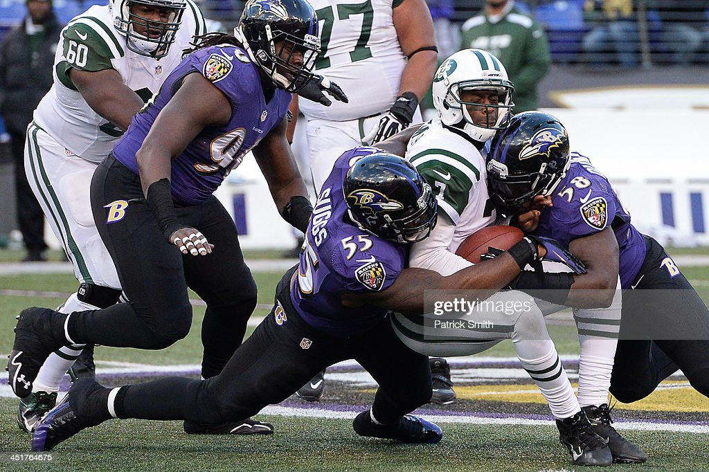 New York Jets v Baltimore Ravens