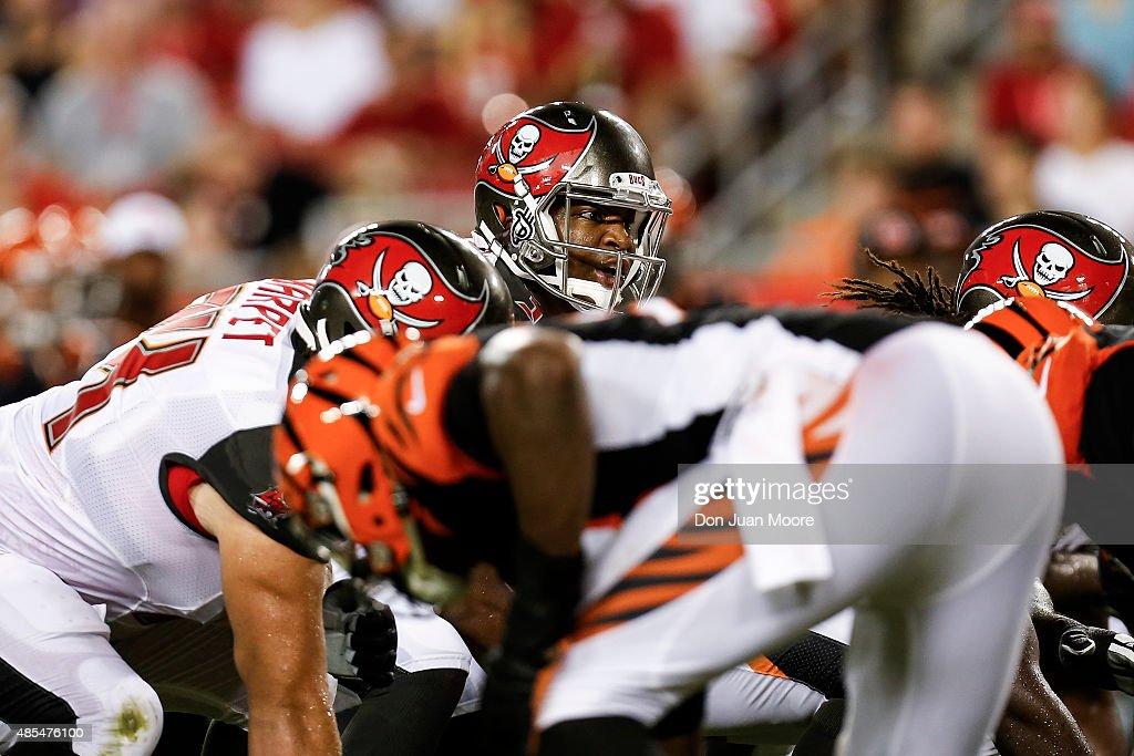 Cincinnati Bengals v Tampa Bay Buccaneers : News Photo
