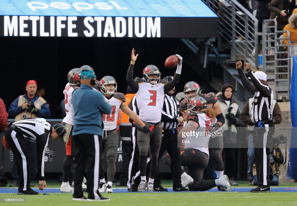 Tampa Bay Buccaneers v New York Giants : News Photo