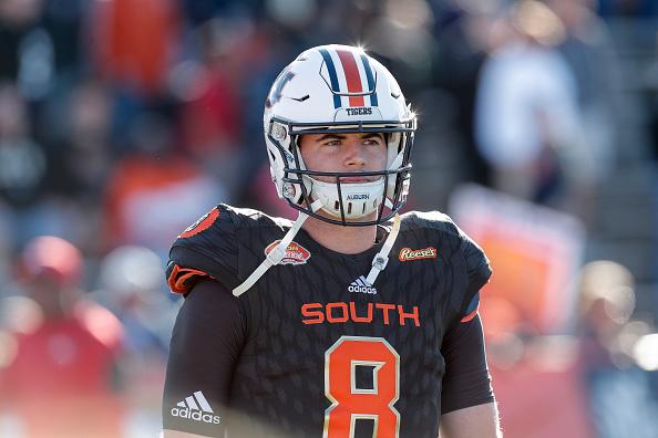 Draft Profile Jarrett Stidham The Scorecrow