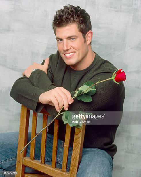 BACHELOR NFL quarterback Jesse Palmer of the New York Giants has been selected as Walt Disney Television via Getty Images's new Bachelor the first...