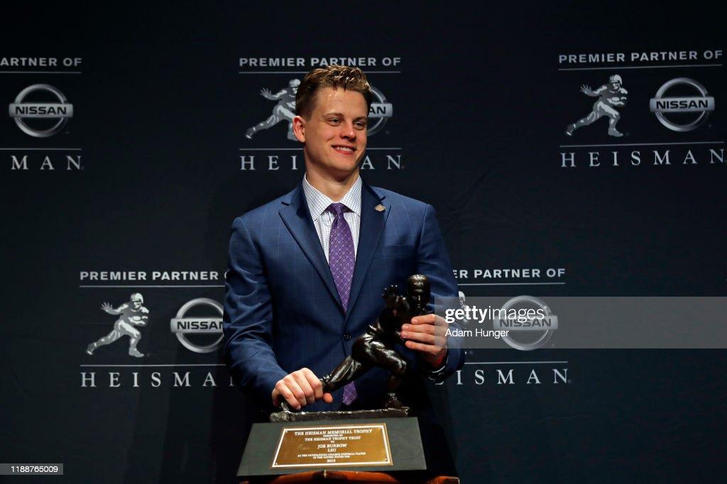 Heisman Trophy Presentation : ニュース写真