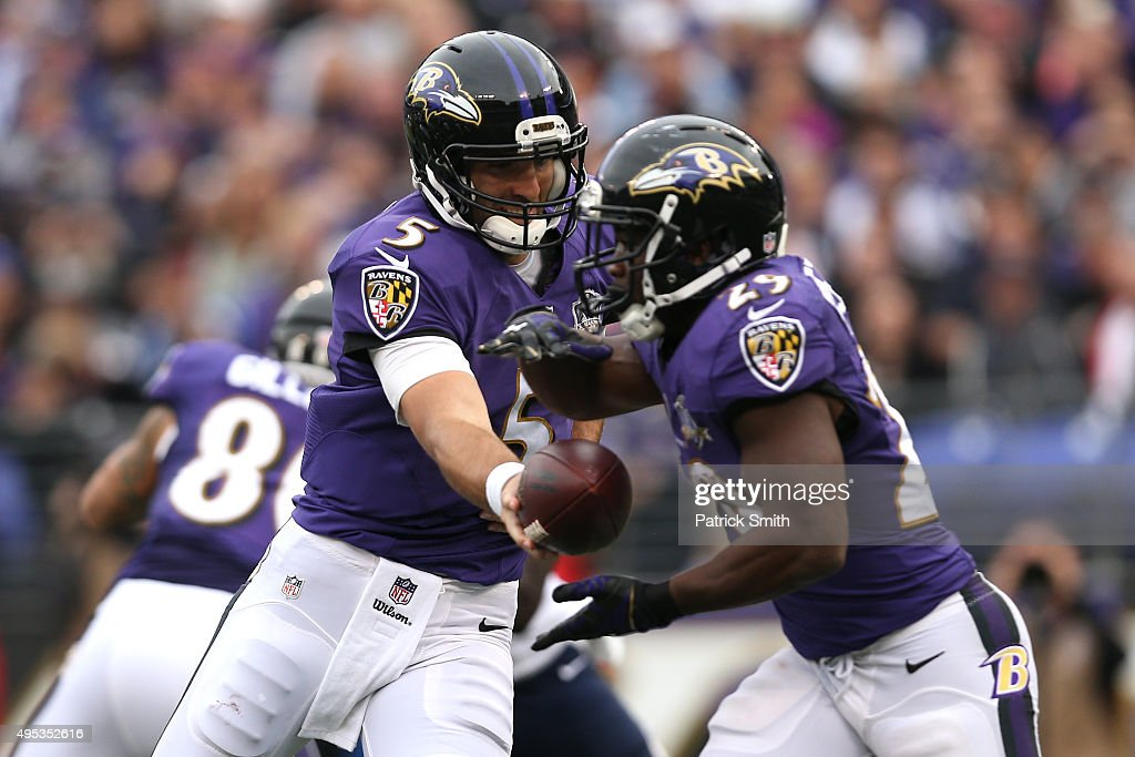 San Diego Chargers v Baltimore Ravens : News Photo