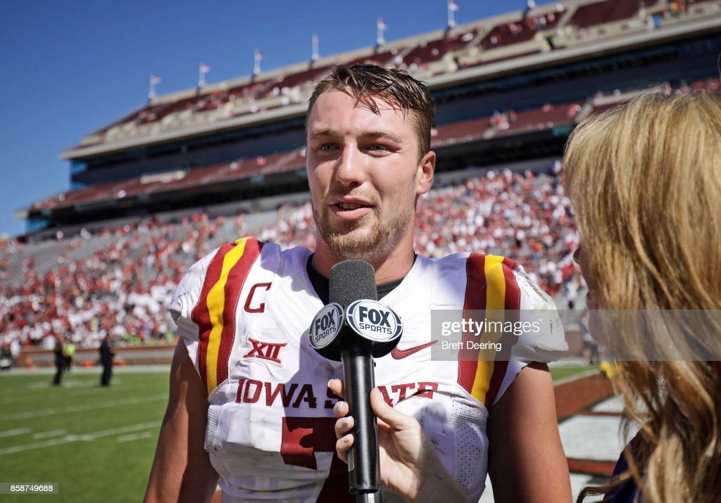 Iowa State v Oklahoma : News Photo