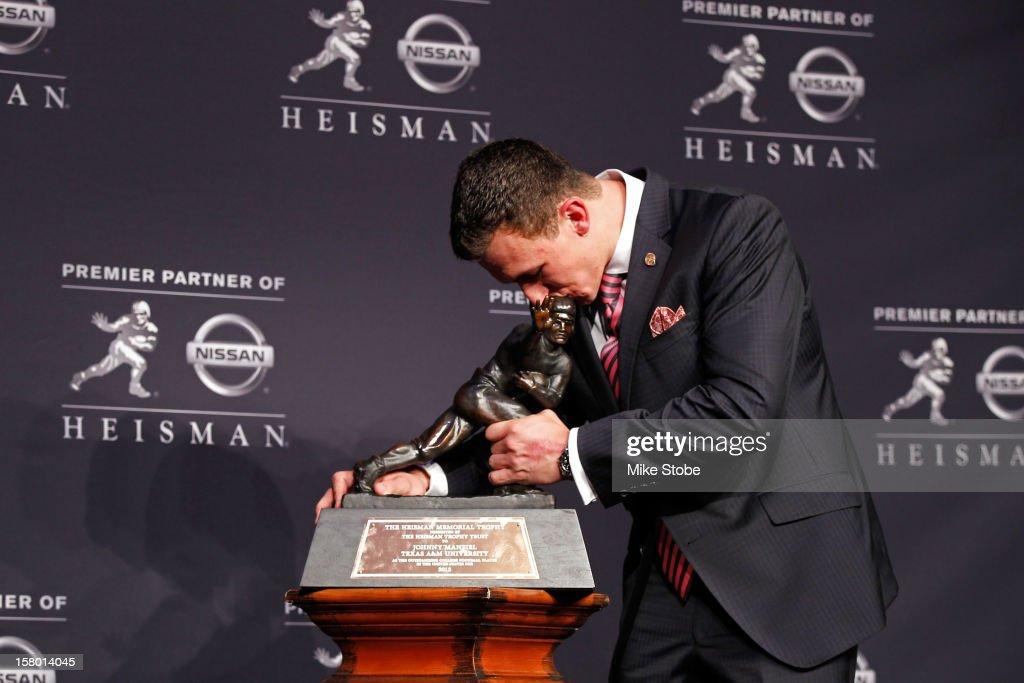 2012 Heisman Trophy Presentation : ニュース写真