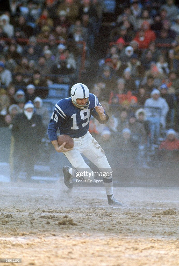 Baltimore Colts : Foto jornalística