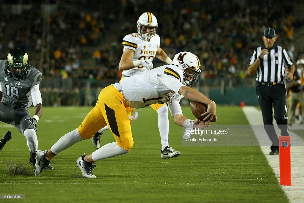 Wyoming v Colorado State