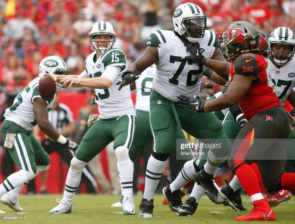 New York Jets vTampa Bay Buccaneers