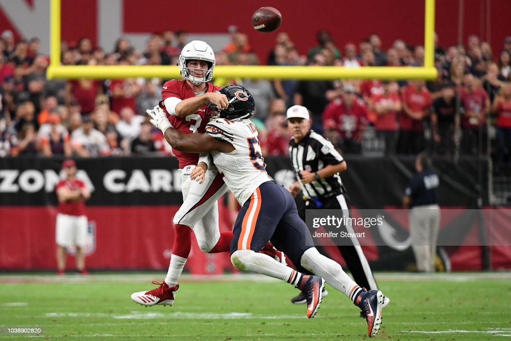 Chicago Bears v Arizona Cardinals : News Photo