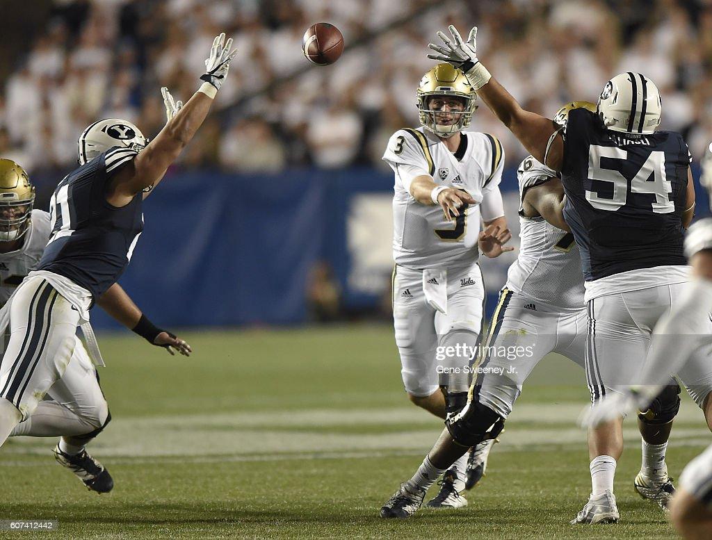 UCLA v BYU : News Photo