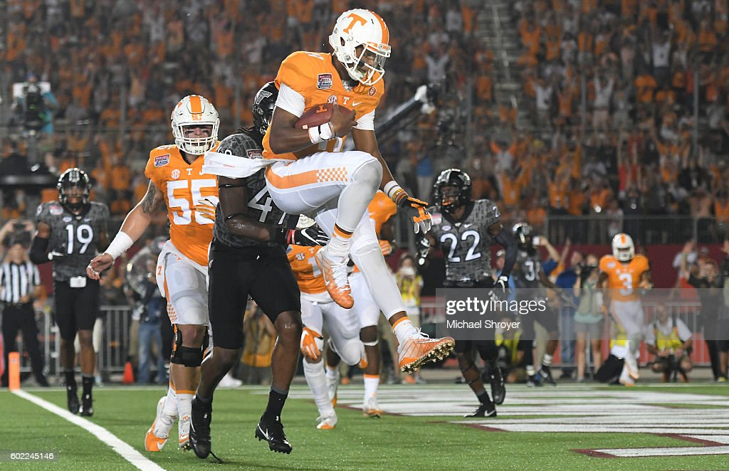 Tennessee v Virginia Tech