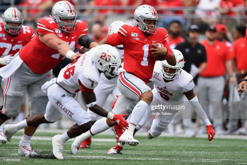 Florida Atlantic v Ohio State : News Photo
