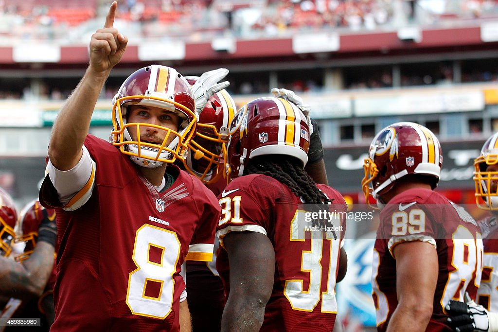 St Louis Rams v Washington Redskins : News Photo