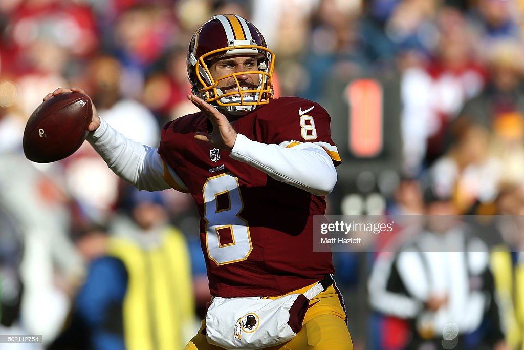 Buffalo Bills v Washington Redskins : News Photo