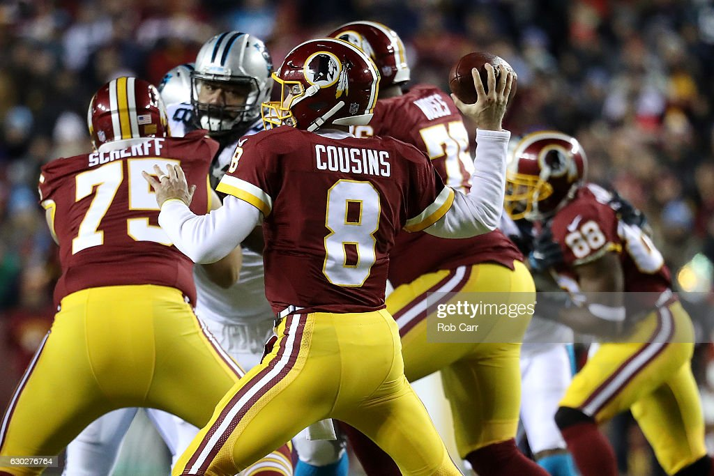 Carolina Panthers v Washington Redskins : News Photo