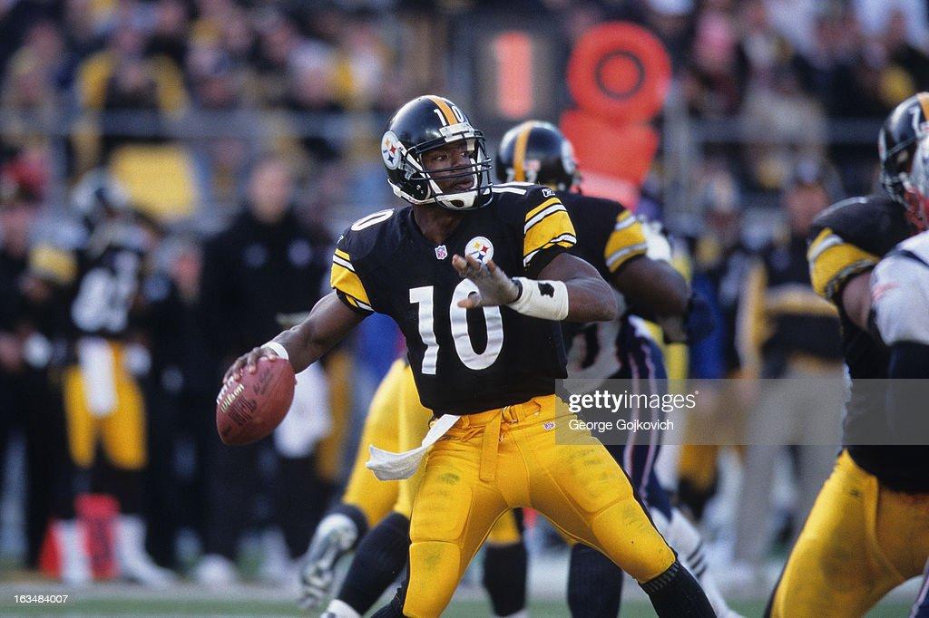 Steelers Kordell Stewart : News Photo