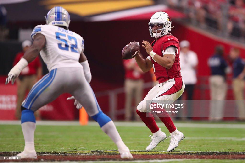 Detroit Lions vArizona Cardinals : Nieuwsfoto's