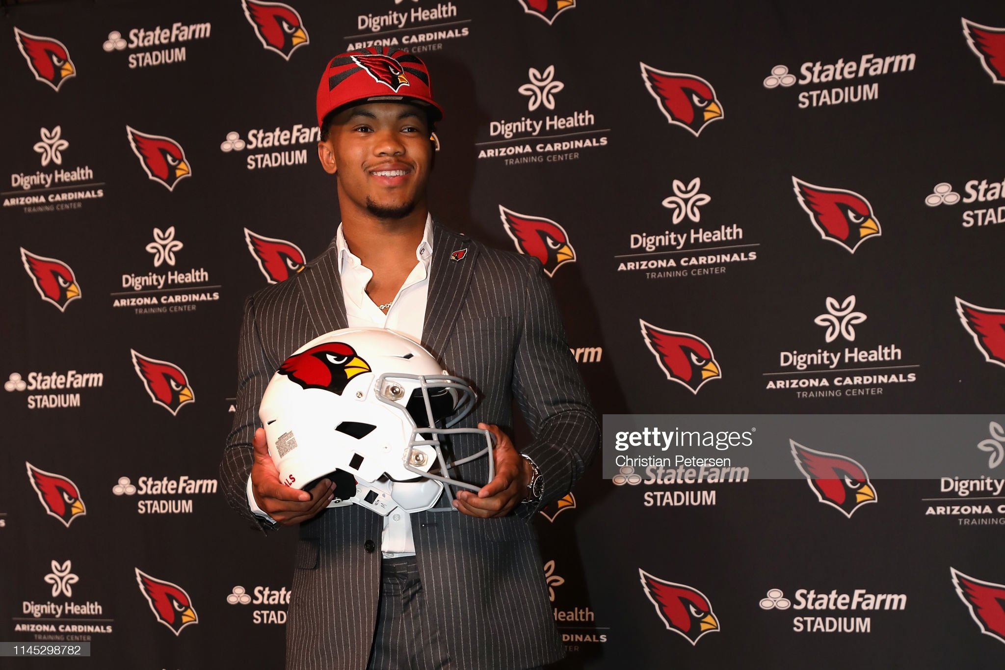 Arizona Cardinals Introduce Kyler Murray : News Photo