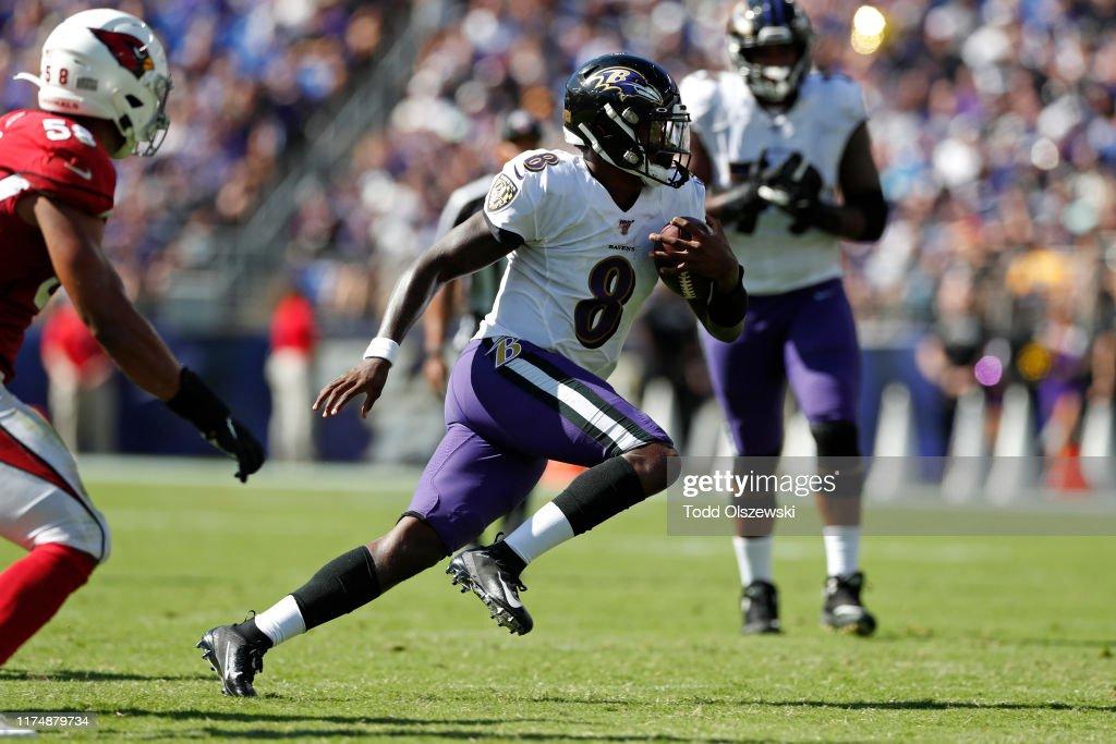 Arizona Cardinals vBaltimore Ravens : News Photo