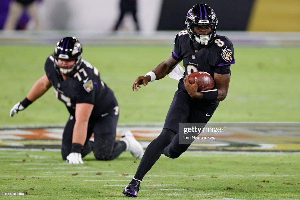 Dallas Cowboys v Baltimore Ravens : ニュース写真