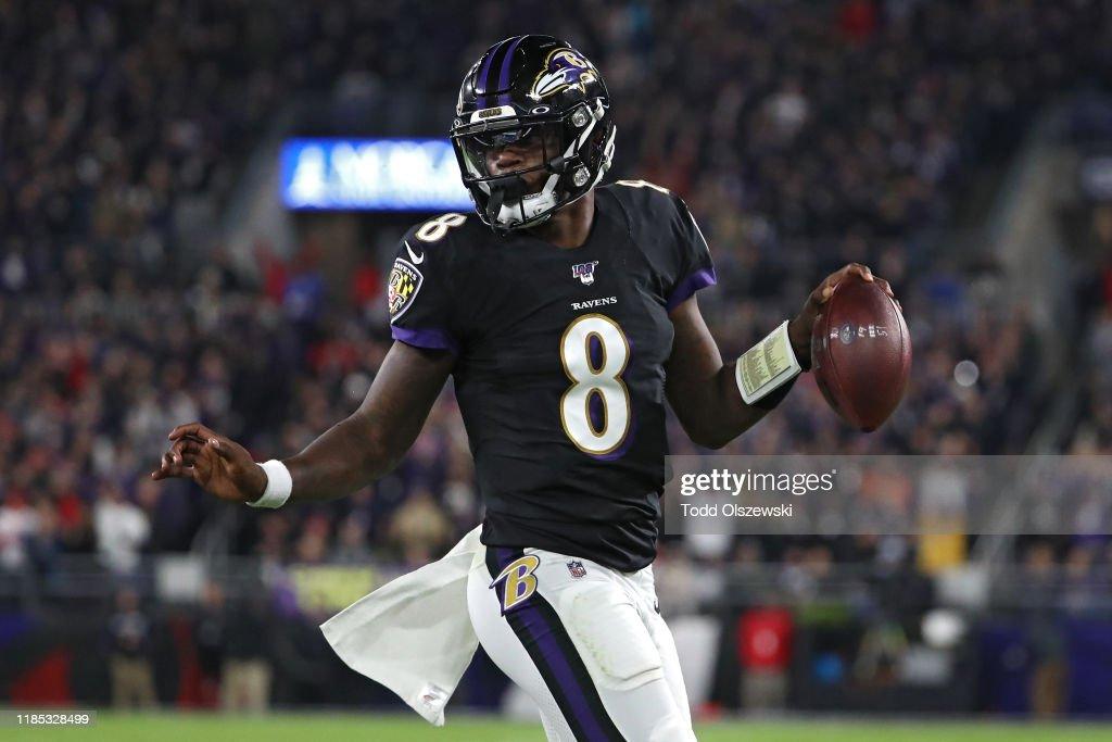 New England Patriots vBaltimore Ravens : News Photo
