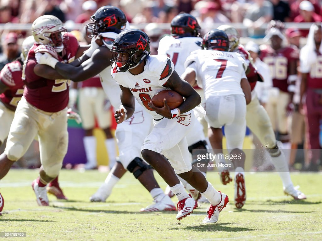 Louisville v Florida State : News Photo