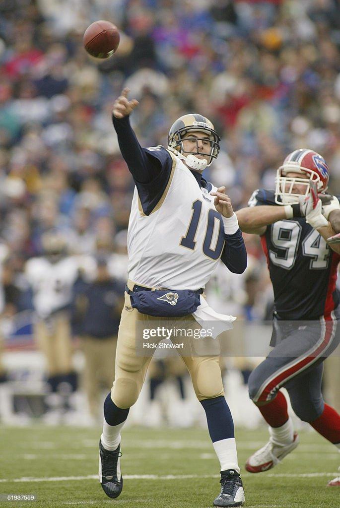 St. Louis Rams v Buffalo Bills : News Photo