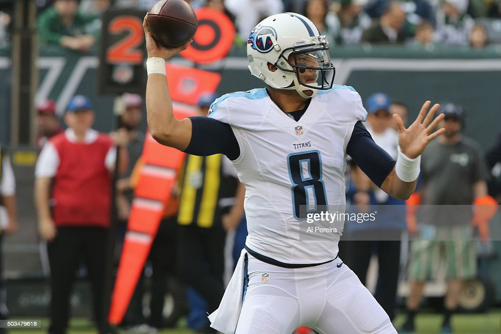 Tennessee Titans v New York Jets : News Photo