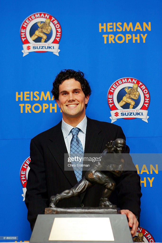 2004 Heisman Trophy Award Ceremony : News Photo