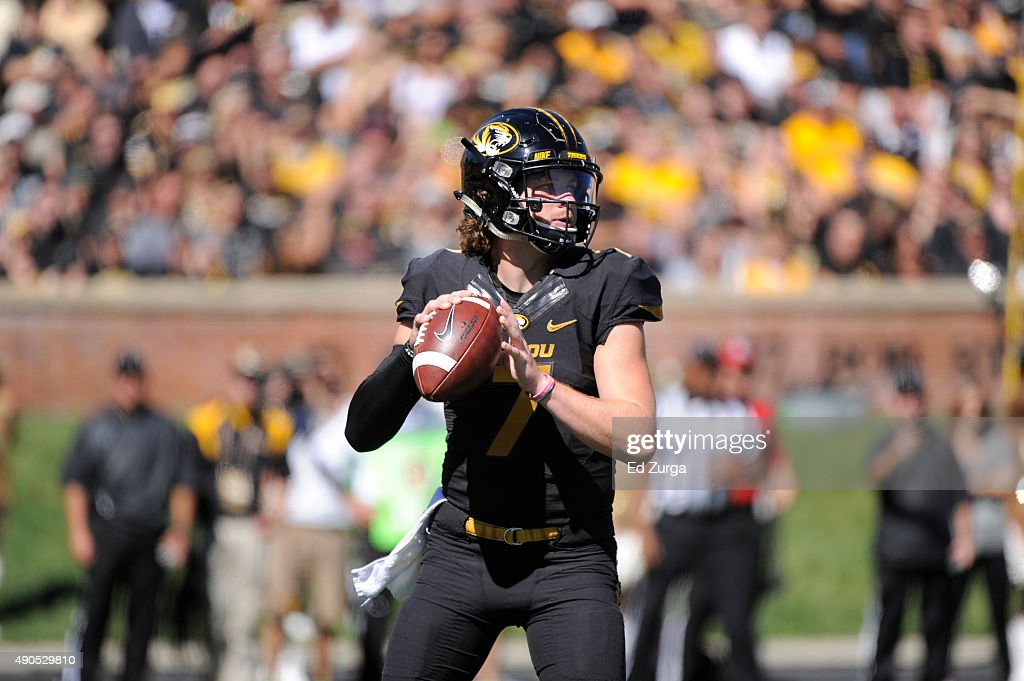 Connecticut v Missouri : News Photo