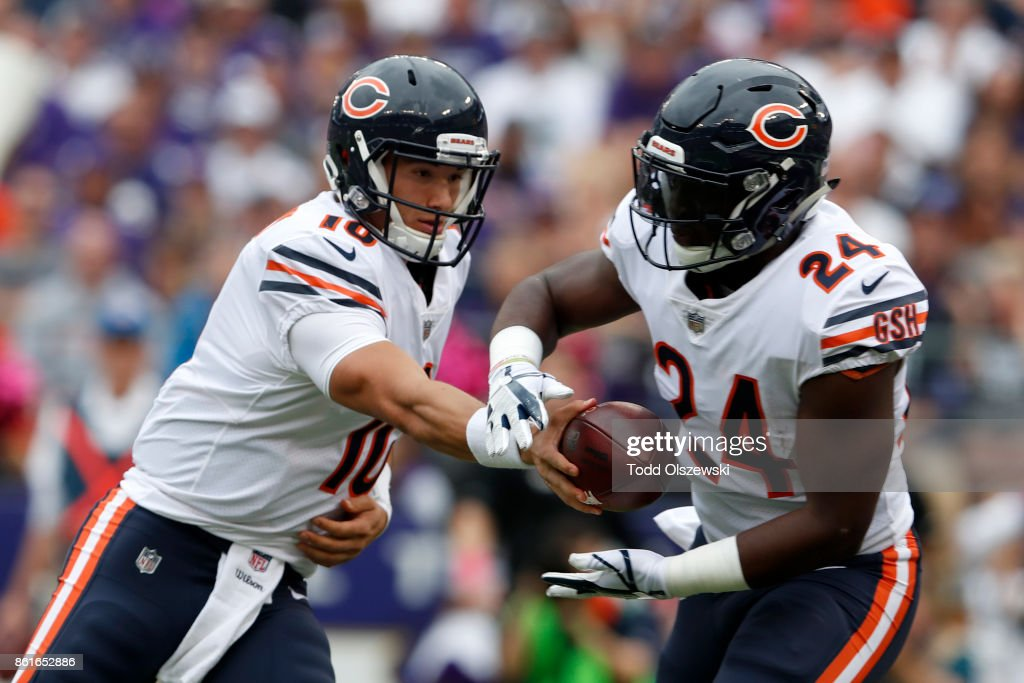 Chicago Bears v Baltimore Ravens : ニュース写真