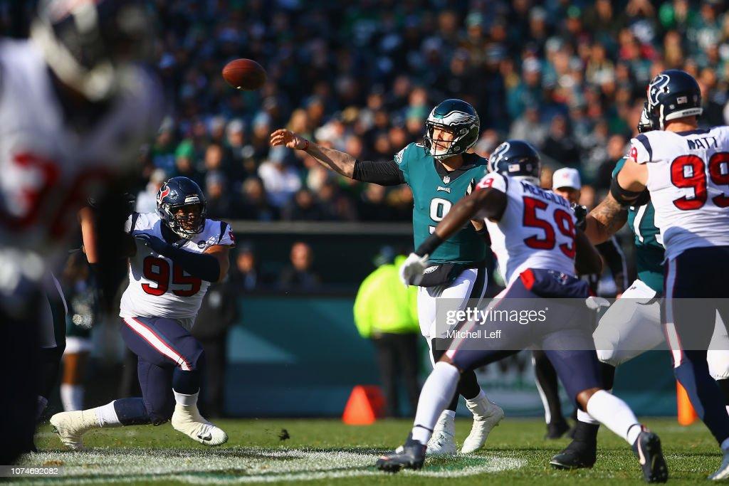 Houston Texans v Philadelphia Eagles : News Photo
