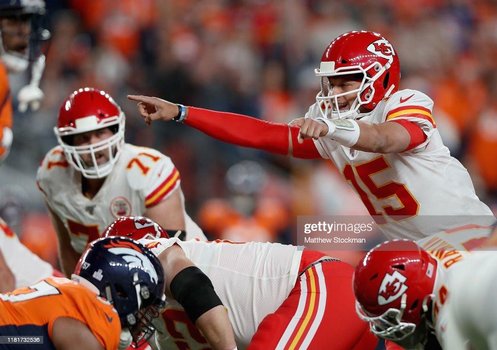Kansas City Chiefs vDenver Broncos : News Photo