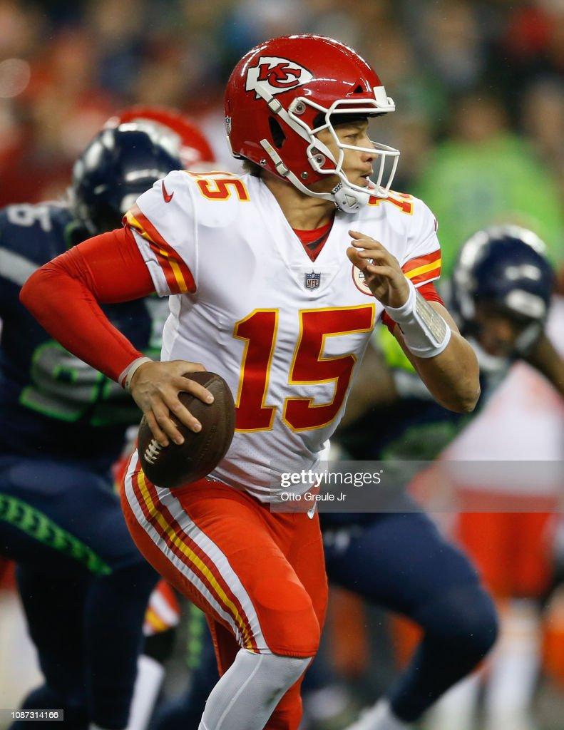 Kansas City Chiefs QB Patrick Mahomes leads Pro Bowl fan