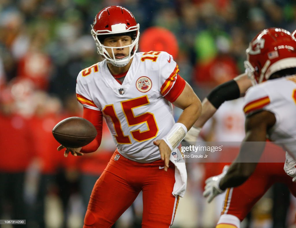 Seahawks GM in love with Chiefs QB Mahomes in 2017 draft