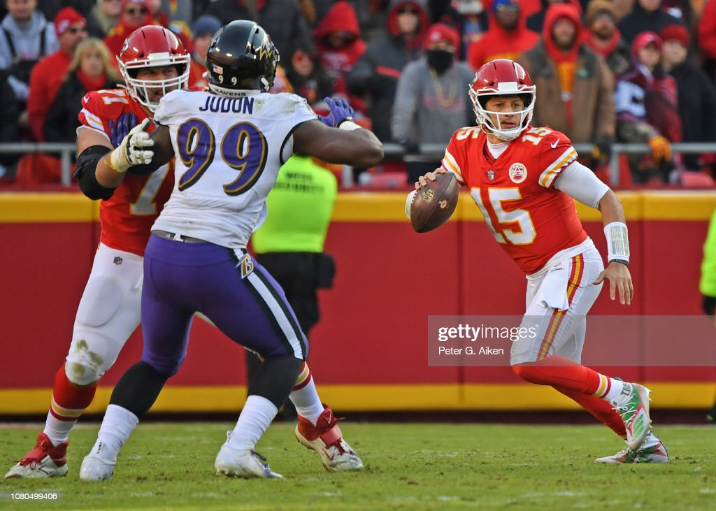 Baltimore Ravens v Kansas City Chiefs : News Photo
