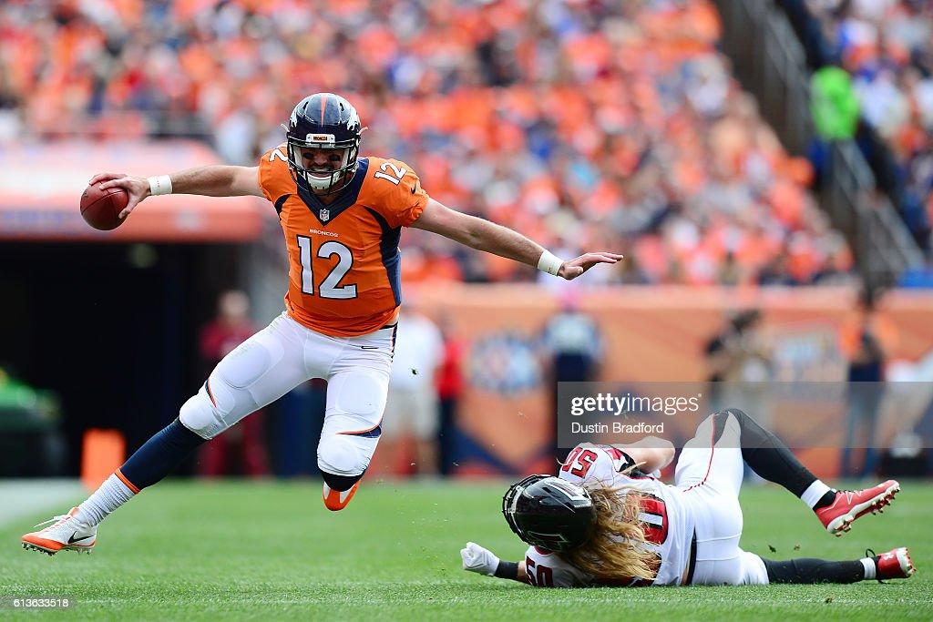 Atlanta Falcons v Denver Broncos : News Photo