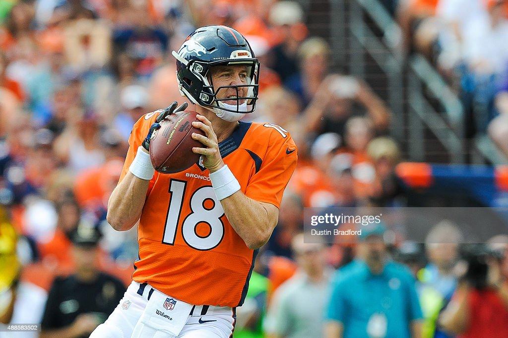 Baltimore Ravens v Denver Broncos : News Photo