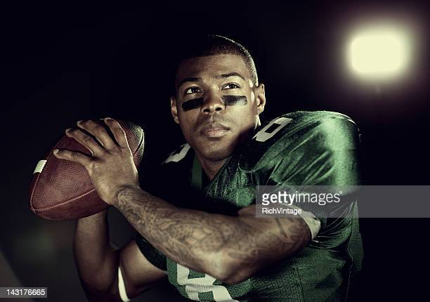 quarterback - quarterback stock photos and pictures