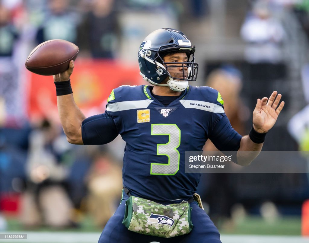 Tampa Bay Buccaneers v Seattle Seahawks : News Photo