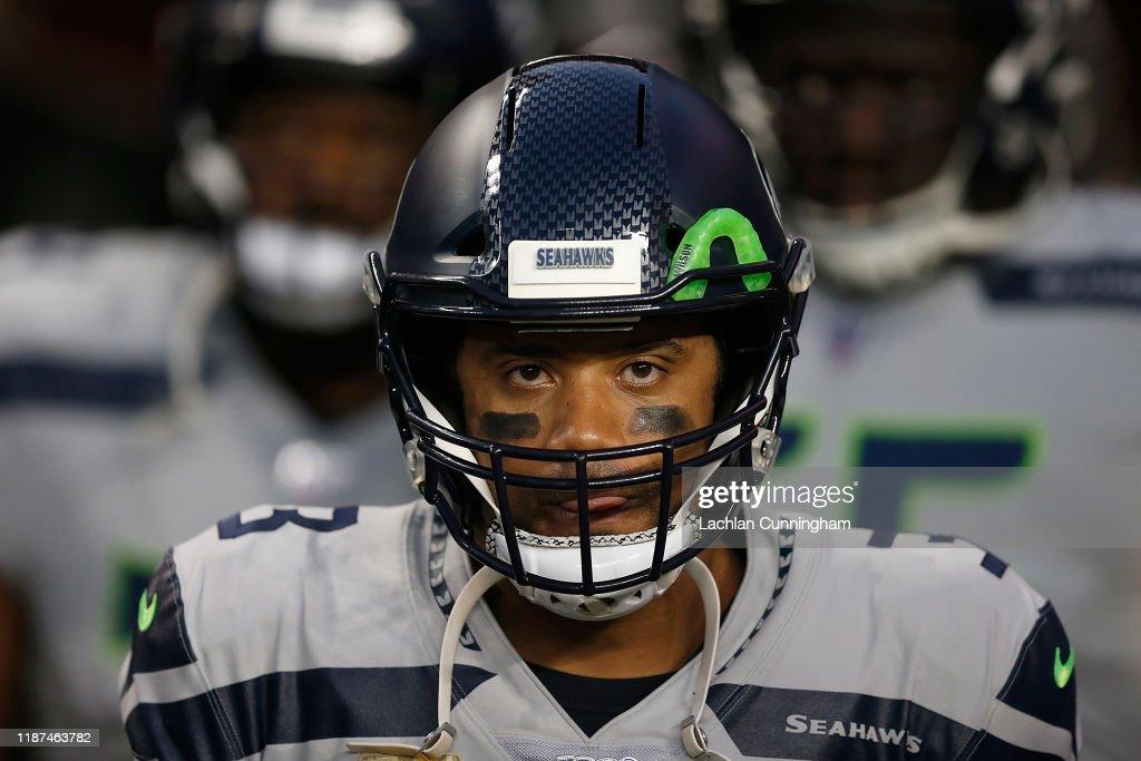 Seattle Seahawks vSan Francisco 49ers : ニュース写真