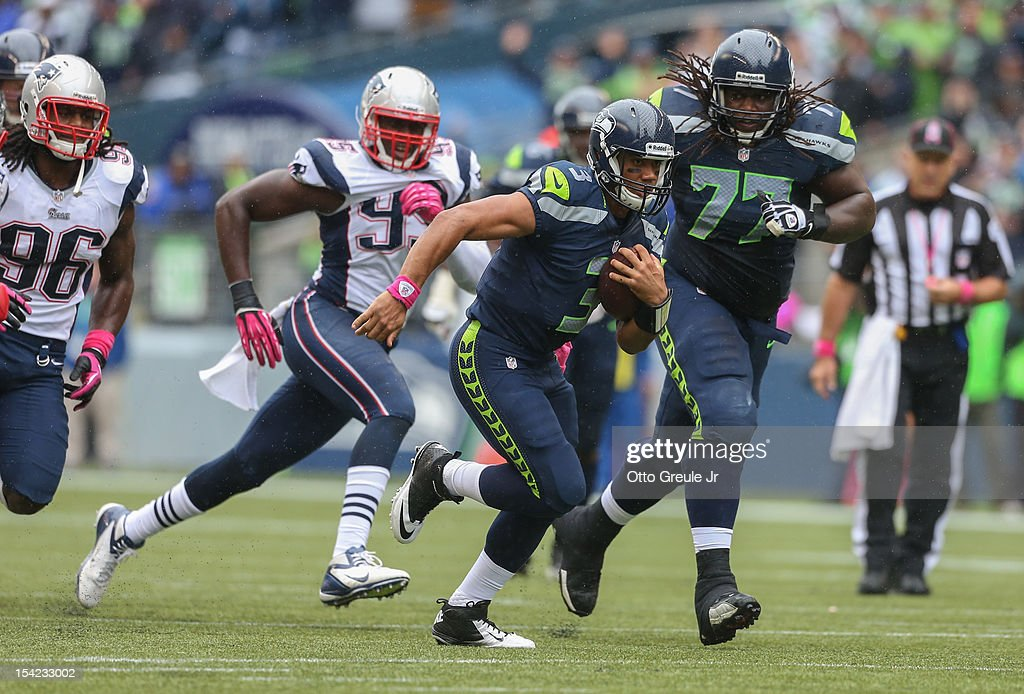 New England Patriots v Seattle Seahawks : News Photo